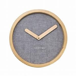 Horloge Moderne Murale : horloge murale moderne calm artwall and co ~ Teatrodelosmanantiales.com Idées de Décoration