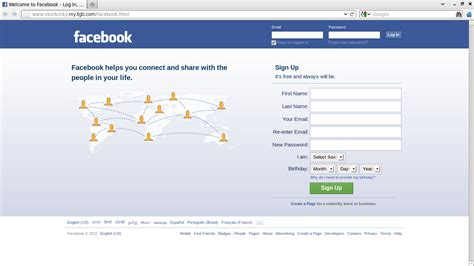 How To Hack Facebook Account Via Phishing