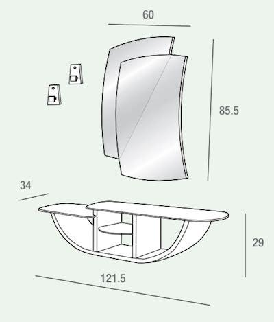 Console Mobili Moderni by Mobili Per Ingresso Moderni Consolle Specchiera