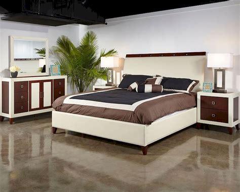 najarian furniture contemporary bedroom set zeno na zebset