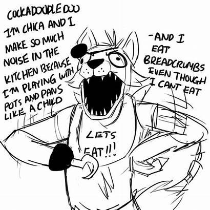 Nights Five Fnaf Drawing Freddy Games Meme