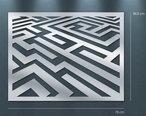 Miroirs Design Contemporain : miroir contemporain labyrinthe miroir design ~ Teatrodelosmanantiales.com Idées de Décoration