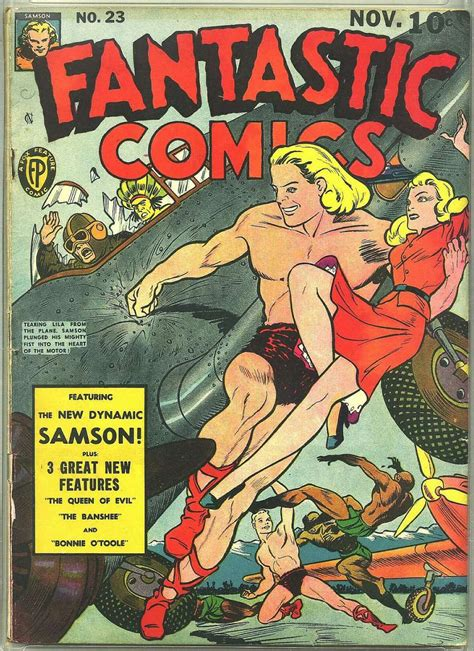 The New Dynamic Samson! (not To Be Confused With The Old