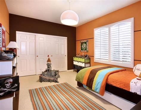 Bedroom Color Ideas Orange by Most Popular Bedroom Paint Color Ideas