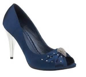 navy blue bridesmaid shoes navy blue satin wedding prom bridesmaid peep toe shoes
