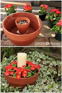 10-minute, outdoor, candle, planter