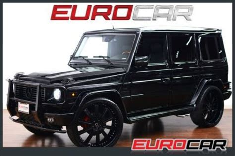 sell  mercedes benz  amg designo package blacked