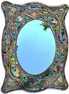 Mosaikbilder Selber Machen : designer spiegel dekoideen mit gl nzenden accessoires ~ Whattoseeinmadrid.com Haus und Dekorationen