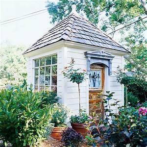 Holz Gartenhaus Klein : gartenhaus klein weiss my blog ~ Michelbontemps.com Haus und Dekorationen