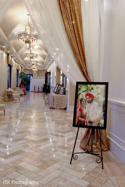 venue decor ideas  fremont ca sikh wedding  jsk