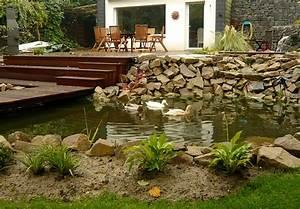 Weggestaltung Im Garten : garten am hang bilder und beispiele f r die gestaltung ~ Yasmunasinghe.com Haus und Dekorationen