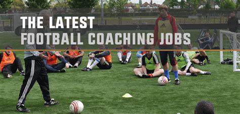 the football coaching kick start your career
