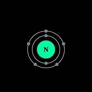 35 Nitrogen Atom Diagram