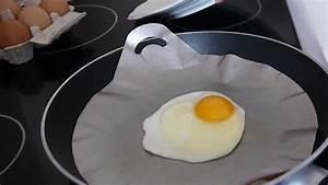 Feuille De Cuisson : comment cuire un oeuf au plat sans huile avec une ~ Melissatoandfro.com Idées de Décoration