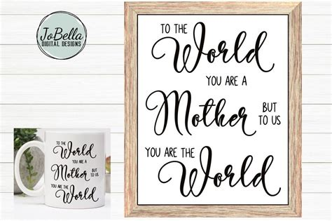 Do you need help uploading a file to cricut, let me know in the comments or send me a message, i'd love to. Mom SVG, Sublimation Design and Mother's Day Printable ...