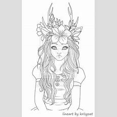 1000+ Images About Anthro Line Art On Pinterest  Coloring Pages, Deviantart And Female Centaur