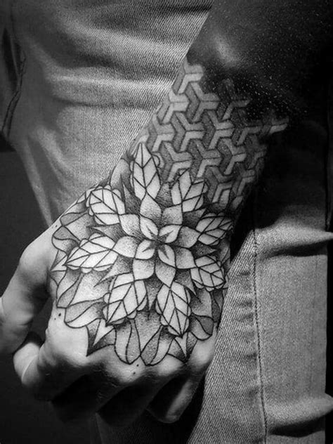 Mandala Tattoos for Men - Ideas and Designs for Guys