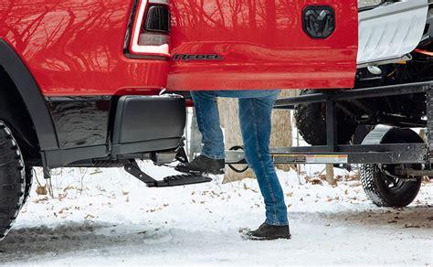 ram introduces split folding tailgate
