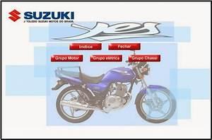 Wiring Diagram Suzuki Yes 125