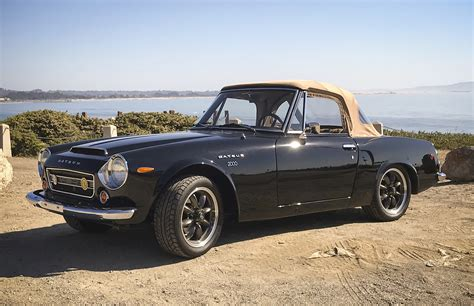 Datsun Roadster 2000 by 1969 Datsun Roadster 2000 Classic Car Restoration Club