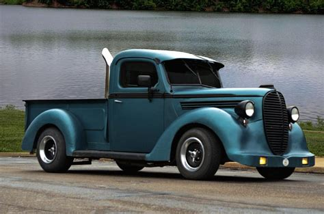 Ford Pickup Truck Hot Rod Photograph Tim Mccullough