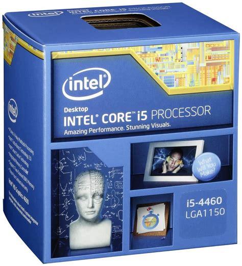 intel core i5 4460 cpu