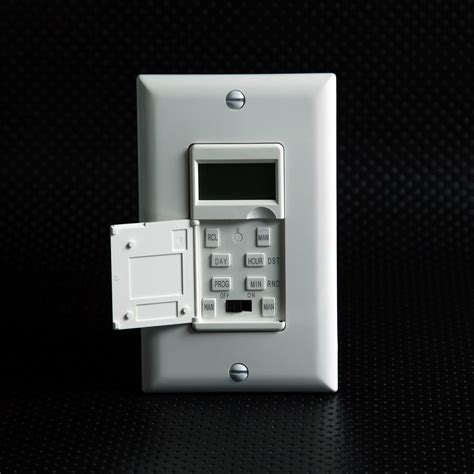 leviton programmable light switch leviton programmable wall switch timer manual