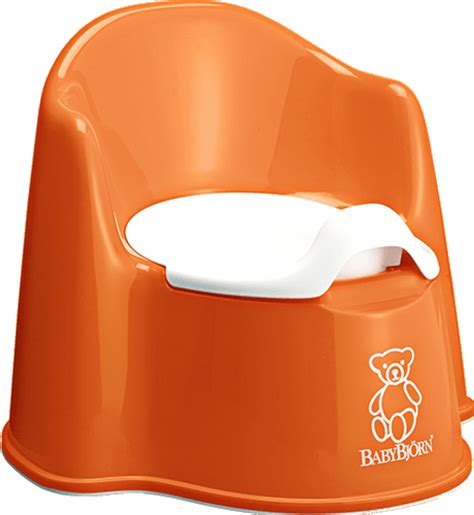 babybjorn potty chair orange 14 best potty chairs for toddlers in 2017 potty