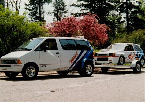 post pictures  modified aerostars  page  ford