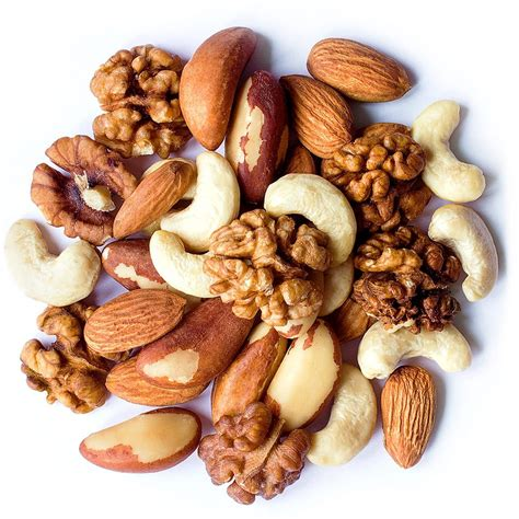 Buy Mixed Raw Nuts In Bulk From Food To Live
