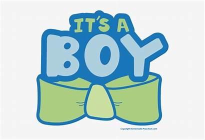 Clipart Its Boy Svg Clip Shower Transparent