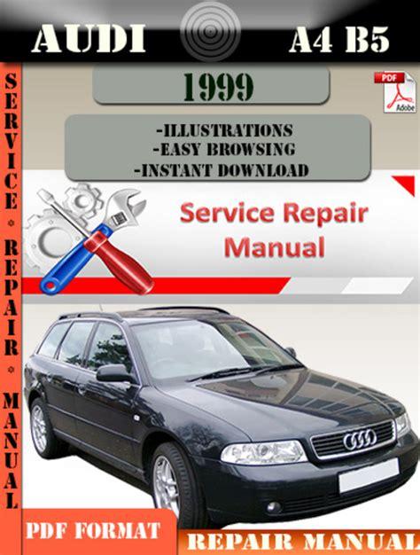 audi    factory service repair manual