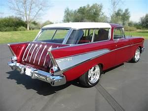 1957 Chevrolet Nomad Custom 2 Door Wagon