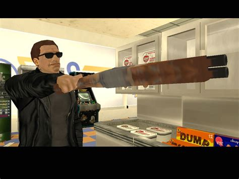 One Week To Go Until The Release Of Gta Sa Terminator 2