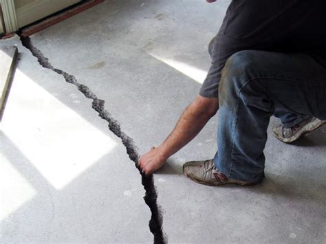 Foundation Settlement & Structural Damage