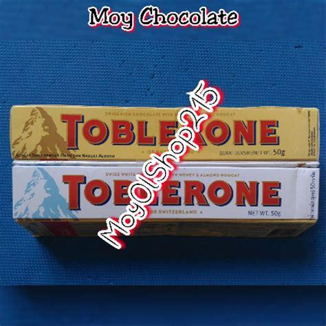 jual coklat toblerone  gram murah  lapak moy ol shop