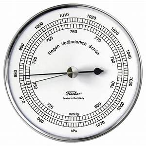 Eschenbach Weather station 528201 aneroid barometer ...