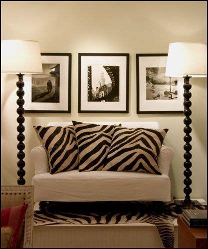 Animal Print Bedroom Decor by Inspiration Bedrooms Inredning Afrika Och