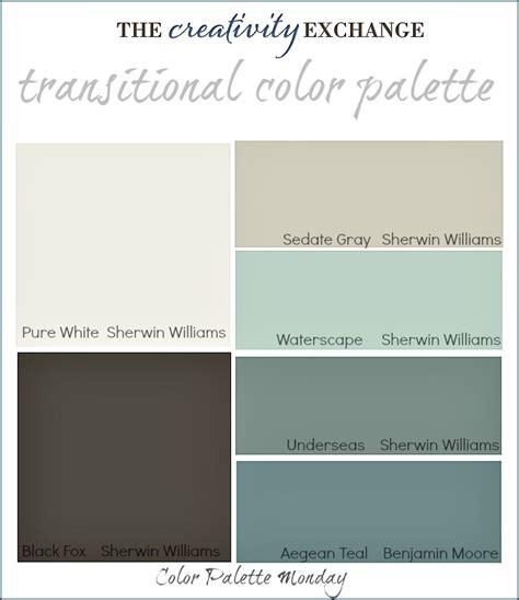 purple paint colors for bathrooms transitional paint color palette color palette monday 3