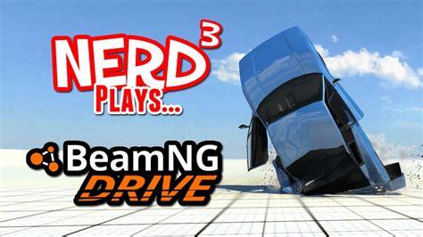 nerd plays beamng drive youtube