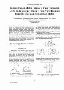Pdf  Pengoperasian Motor Induksi 3