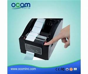 china label sticker printing machine With chinese label printer