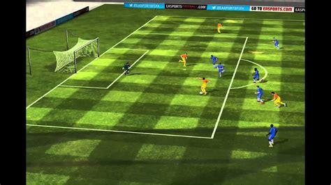 FIFA 13 iPhone/iPad - Chelsea vs. FC Barcelona - YouTube