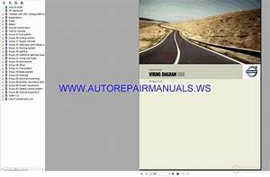 Volvo Xc90-2010 Wiring Diagrams Manual Tp39151201