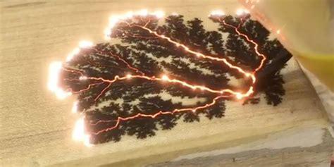 canadian woodmaker  electricity  burn beautiful