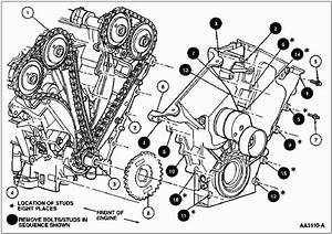 2007 Ford Taurus Engine Diagram