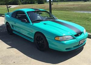 Everything About the SN95 Mustang (1994-1998) Models