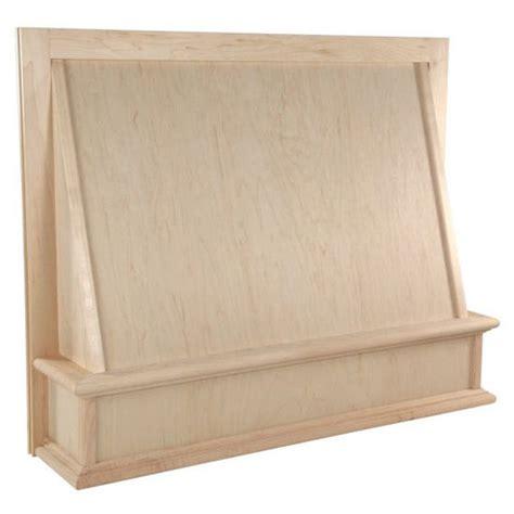 omega national wood canopy range hoods classic hood