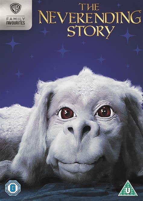 The Neverending Story | DVD | Free shipping over £20 | HMV Store