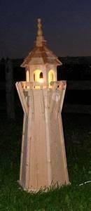 Build purpleheart patio lanterns DIY: Woodworking